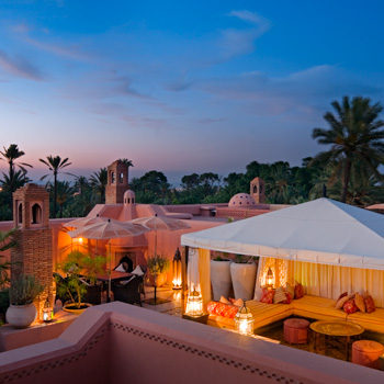 PR and Press for Royal Mansour Marrakech